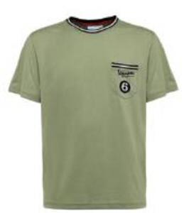 OEM Vespa GTV Sei Giorni T-Shirt -606678M0xG
