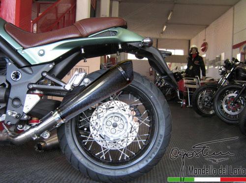 Moto Guzzi Griso Exhaust – Idea di immagine del motociclo