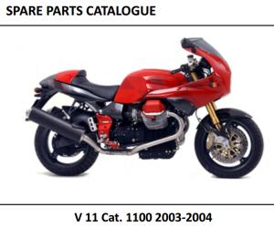 af1 racing : aprilia parts and accessories: moto guzzi '99-'05 v11