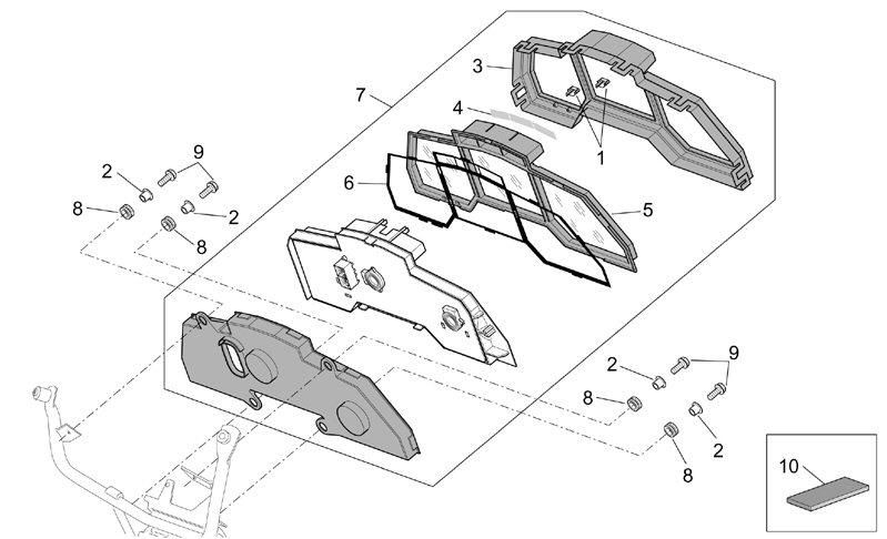 Af1 Racing   Aprilia Parts And Accessories  2001